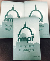 Dairy Data Highlights