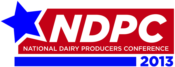 National Dairy Producers Conference Logo