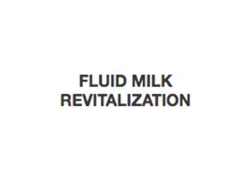Fluid Milk Revitilization